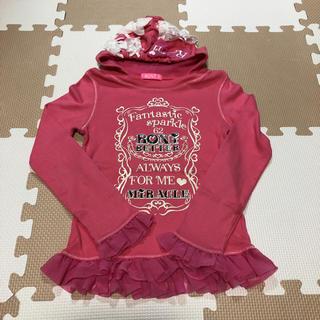 ロニィ(RONI)のRONI  パーカー  サイズSM  プレゼント付き🎁(Tシャツ/カットソー)