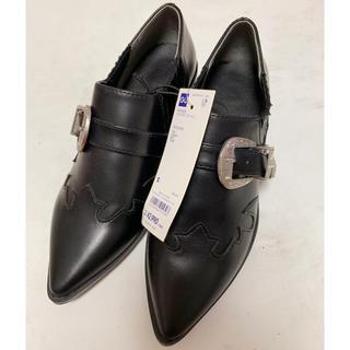 ジーユー(GU)のGU  革靴 Sサイズ(ローファー/革靴)