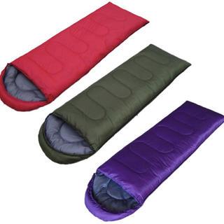 寝袋 シュラフ  アウトドア キャンプ(寝袋/寝具)
