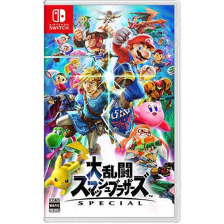 Nintendo Switch - スマッシュブラザーズ