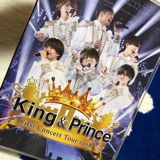 ジャニーズ(Johnny's)のking&prince DVD 通常盤(ミュージック)