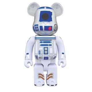 新品!スターウォーズ R2-D2 メディコムトイ ベアブリック 400%