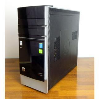 ヒューレットパッカード(HP)のゲーミングPC Core i7 32GB SSD480GB ブルーレイ(デスクトップ型PC)