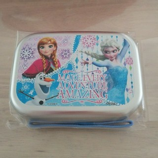 ディズニー(Disney)の新品☆アナと雪の女王 アルミ お弁当箱(弁当用品)
