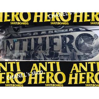 アンチヒーロー(ANTIHERO)の新品未開封スケボー ANTIHERO(スケートボード)