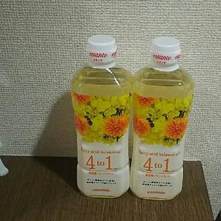 アムウェイ(Amway)のアムウェイ エサンテ 4 to 1 脂肪酸バランスオイル  (調味料)