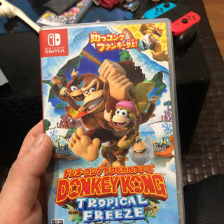 Nintendo Switch - ドンキーゴング