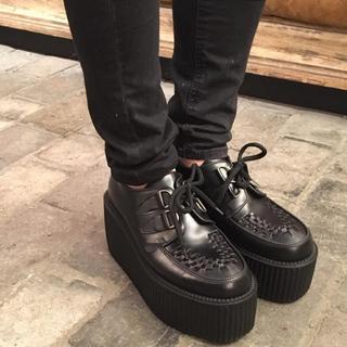 アンダーグラウンド(UNDERGROUND)の最終値下げすます!UNDERGROUND アンダーグラウンド 靴(ローファー/革靴)