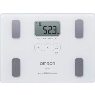 オムロン 体重・体組成計 カラダスキャン ホワイト (体重計/体脂肪計)