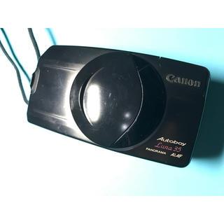 キヤノン(Canon)の大人気! ブラックカラー 早い者勝ち! Canon LUNA(フィルムカメラ)