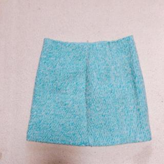 ビーラディエンス(BE RADIANCE)のスカート 新品未使用(ミニスカート)