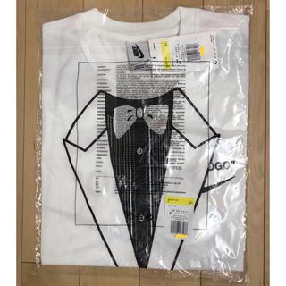 ナイキ(NIKE)の【新品 S】 ナイキ オフホワイト NIKE M NRG A6 TEE Sサイズ(Tシャツ/カットソー(半袖/袖なし))