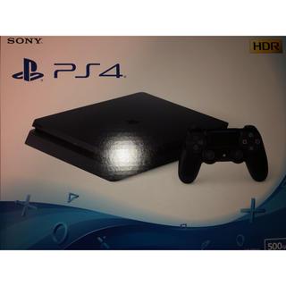 PlayStation4 - 新品未開封 送料無料 PS4 500GB プレイステーション4