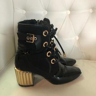 クリスチャンディオール(Christian Dior)のDior ディオール ショートブーツ(ブーツ)