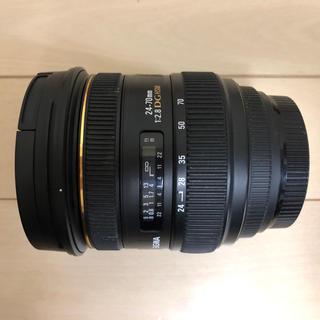 シグマ(SIGMA)のやましょう様専用 SIGMA 24-70mm F2.8 IF EX DG HSM(レンズ(ズーム))