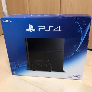 PlayStation4 - PlayStation®4 ジェット・ブラック 500GB CUH-1200A…