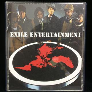 【初回盤CD+DVD】EXILE / ENTERTAINMENT(ポップス/ロック(邦楽))