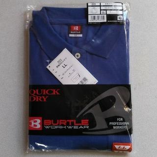 バートル(BURTLE)のBURTLE《バートル》203長袖ポロシャツ(ポロシャツ)