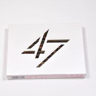 カンジャニエイト(関ジャニ∞)の関ジャニ∞◆47 LIVE DVD◆初回限定盤◆KANJANI∞(ミュージック)
