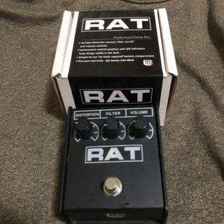proco rat2 ディストーション 変換アダプタ付き(エフェクター)