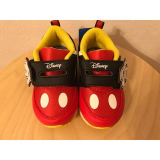 ディズニー(Disney)の新品 ⁑ ディズニー ミッキー ベビーシューズ 13cm(スニーカー)