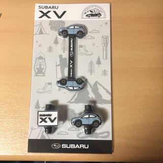 スバル XVのケーブルホルダー&プロテクターセット 非売品