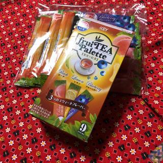 フルーツ紅茶  フルーティパレット  キーコーヒー 16本(茶)