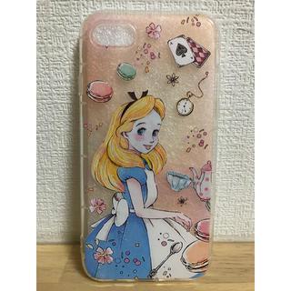 ディズニー(Disney)のiPhoneケース ディズニー アリス 管理番号2252(iPhoneケース)