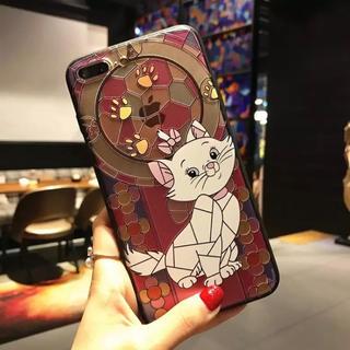 ディズニー(Disney)のiPhoneケース ディズニー マリーちゃん 管理番号2222(iPhoneケース)