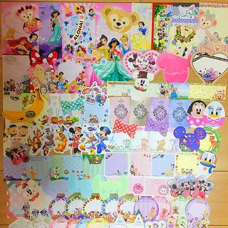 ディズニー(Disney)のディズニーバラメモ107枚(ノート/メモ帳/ふせん)