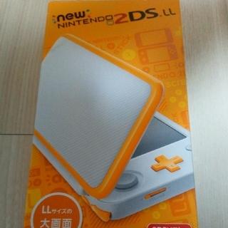 ニンテンドー2DS(ニンテンドー2DS)のnew Nintendo 2DS LL(携帯用ゲーム本体)