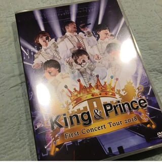 ジャニーズ(Johnny's)のキンプリ DVD 通常盤(ミュージック)