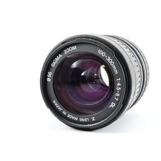 シグマ(SIGMA)の★大望遠★シグマ SIGMA 100-300mm F4.5-6.7 ペンタックス(レンズ(ズーム))
