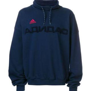 アディダス(adidas)のGOSHA RUBCHINSKIY adidas ハイネックスウェット パーカー(スウェット)