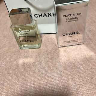 シャネル(CHANEL)のCHANEL エゴイスト プラチナム 香水(ユニセックス)