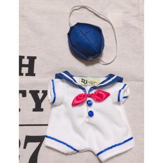 ディズニー(Disney)のユニベアシティ  コスチューム  セーラー服(ぬいぐるみ)