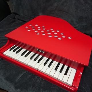 カワイ ミニピアノ P-32 レッド(楽器のおもちゃ)