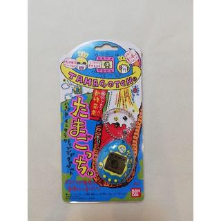 バンダイ(BANDAI)のたまごっち 祝20しゅーねん! たまごっち ブルー(携帯用ゲーム本体)