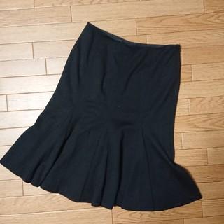 アイシービー(ICB)のiCB 毛100% マーメイドスカート サイズ4 アイシービー(ひざ丈スカート)