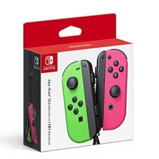 ニンテンドースイッチ(Nintendo Switch)の【新品!!】Nintendo Switch Joy-Conスプラトゥーン仕様🎀(家庭用ゲーム本体)