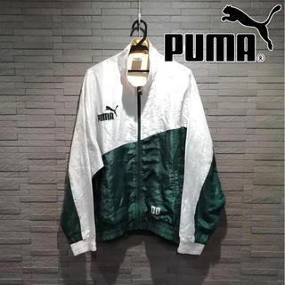 プーマ(PUMA)のPUMA ヴィンテージ ナイロンジャケット 80.90年代ファッション(ナイロンジャケット)