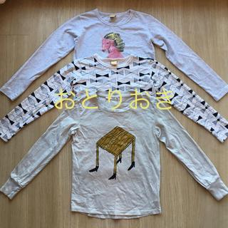 ボボチョース(bobo chose)の長袖シャツ 3枚(Tシャツ/カットソー)