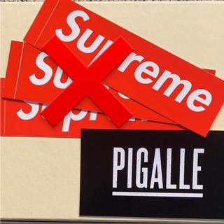 ピガール(PIGALLE)のpigalle ステッカー(その他)