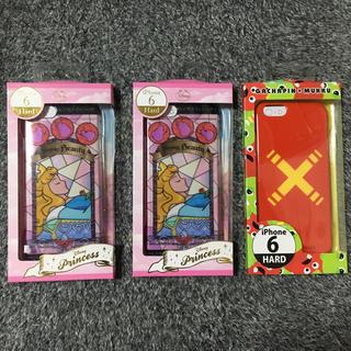 ディズニー(Disney)のiPhone ケース 6 6S 対応 サンリオ ディズニー 雑貨 グッズ 日用品(iPhoneケース)