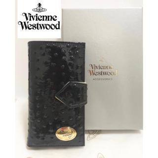 Vivienne Westwood - 大人気!【新品】Vivienne Westwood 手帳型財布 ブラック 本物