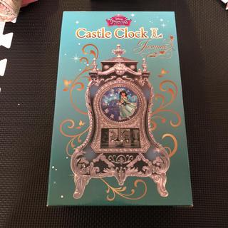 ディズニー(Disney)のディズニー  キャッスル  クロック(置時計)