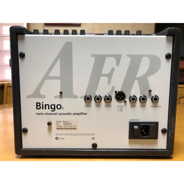 Gibson(ギブソン)のAER アコースティックギターアンプ BINGOⅡ  楽器のギター(ギターアンプ)の商品写真