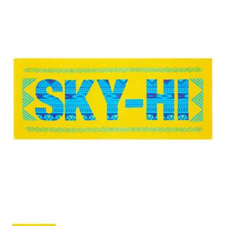 スカイハイ(SKYHi)のSKY-HI サマータオル(ミュージシャン)