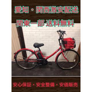 88 パナソニック エーガールズ 5Ah 新基準 新品同様 電動自転車