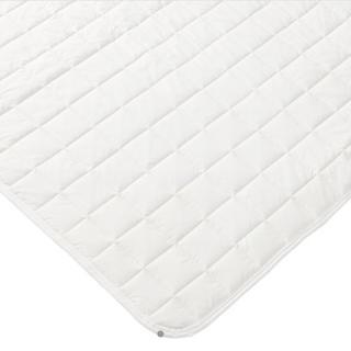 ムジルシリョウヒン(MUJI (無印良品))の無印良品 ベッドパッド シングル 新品未使用(シーツ/カバー)